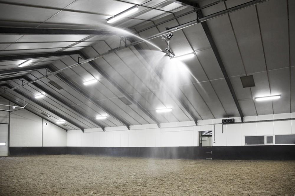 Indoor Irrigation System Columbus Professional Horse